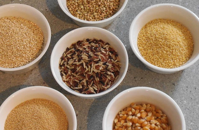 Cooking with Gluten-free Grains
