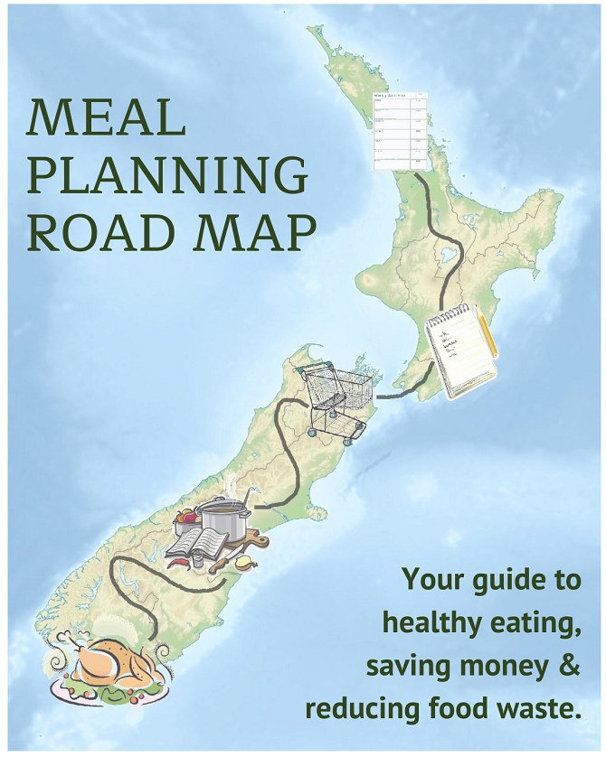 Meal planning road map